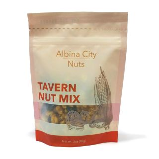 Albina City Nuts - Tavern Nut Mix - 3oz