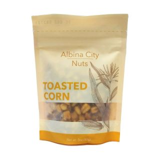 Albina City Nuts - Toasted Corn - 3oz