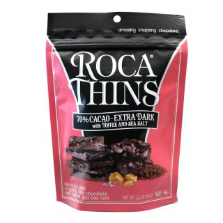 Almond Roca Extra-Dark Thins - 5.3 oz Bag
