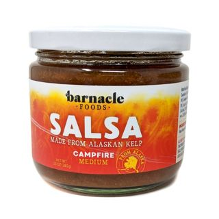 Barnacle Foods - Campfire Medium Alaskan Kelp Salsa - 10oz