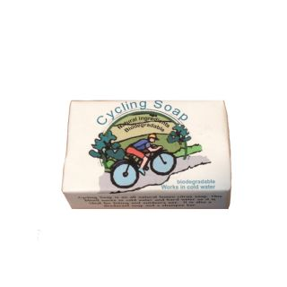 Biodegradable Cycling Soap and Shampoo Bar - 3.4 oz