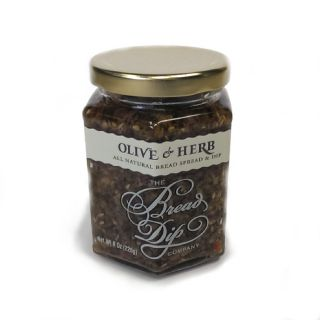 Bread Dip & Spread - Olive & Herb Bread - 8 oz