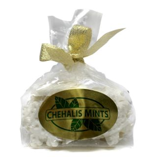 Chehalis Mints - White Chocolate Snowflakes - 4oz