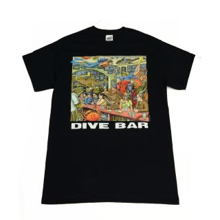 Dive Bar T-Shirt - By Ray Troll