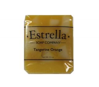 Estrella Soap Company - Tangerine Orange - 5.5 oz