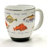 Fish Mug - By Magenta Designs