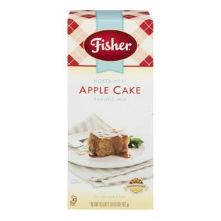 Fisher Northwest Apple Cake Baking Mix - 16.5 oz