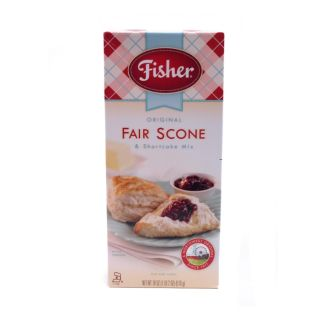 Fisher Original Fair Scone and Shortcake Mix - 18 oz