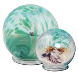 Glass Eye Studio Green Sea Globe - Small - 3.5