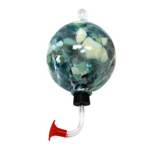 Glass Eye Studio - Hummingbird Feeder - Sea Glass - 4