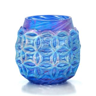 Glass Eye Studio - Sea Haven Votive - Adrift - 4
