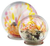 Glass Eye Studio Sunset Sea Globe - Small - 3.5