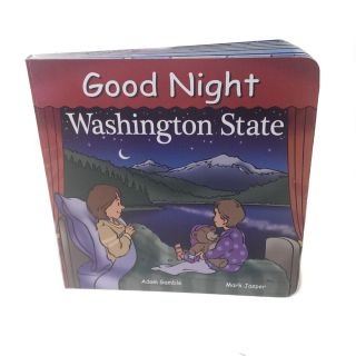 Good Night Washington State Children's Book