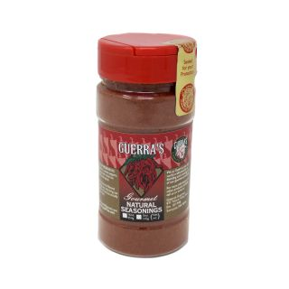Guerra's Gourmet Natural Chili Seasoning - 3oz