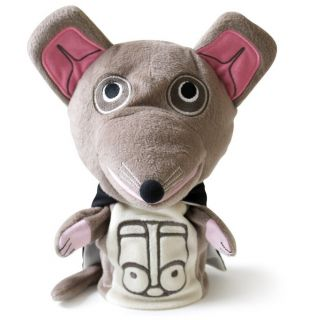 Hand Puppet - Mouse Woman - The Mouse Puppet