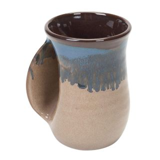 Handwarmer Mug - Mudslide - Left Handed - 5'' height