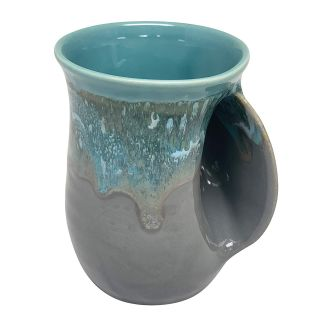 Handwarmer Mug - River Stone - Right Handed - 5'' height