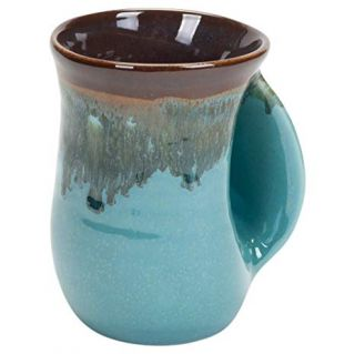 Handwarmer Mugs - Ocean Tide - Right Handed - 5