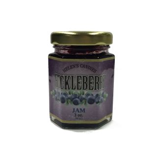 Helen's Candies - Washington Huckleberry Jam - 3 oz