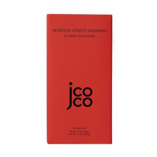 Jcoco Chocolates - Arabica Cherry Espresso - 3oz