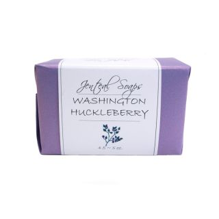Jenteal Soaps - Huckleberry Soap - 4.5 - 5oz