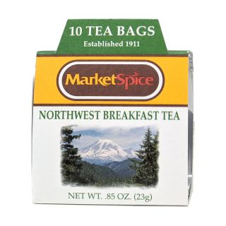 Market Spice Tea - Northwest Breakfast, 10 ct.