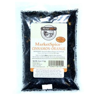 Market Spice Tea - Original Cinnamon Orange Loose Leaf - 4 oz