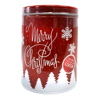 McSteven's Merry Christmas Triple Chocolate Cocoa Tin - 16oz