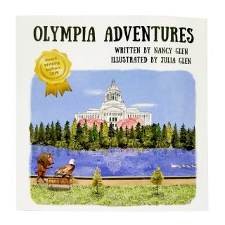 Olympia Adventures - by Nancy & Julia Glen