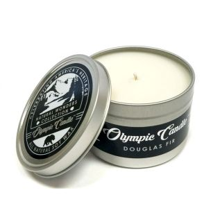 Olympic Candle 6oz Soy Travel Candle - Douglas Fir