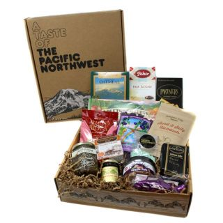 Pacific Northwest Gift Box