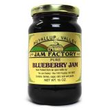 Puyallup Valley Jam Factory - Blueberry Jam - 15 oz