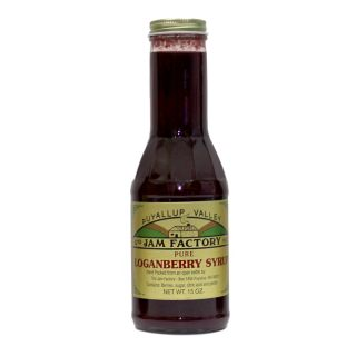 Puyallup Valley Jam Factory - Loganberry Syrup - 15 oz