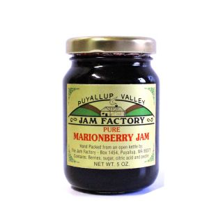 Puyallup Valley Jam Factory - Marionberry Jam, 5 oz.