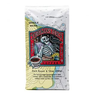 Raven's Brew - Deadman's Reach Dark Roast Coffee - 12oz Whole Bean