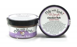 Rub With Love Chicken Rub (3.5 oz)