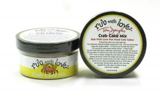 Rub with Love Crab Cake Mix Rub (3.5 oz)