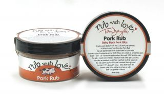 Rub With Love Pork Rub (3.5 oz)