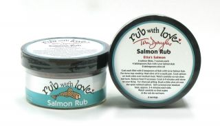 Rub With Love Salmon Rub (3.5 oz)