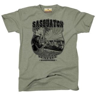 Sasquatch in Seattle T-Shirt