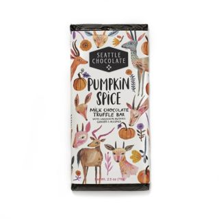 Seattle Chocolates - Pumpkin Spice Truffle Bar - 2.5 oz