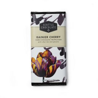 Seattle Chocolates - Rainier Cherry Truffle Bar- 2.5 oz