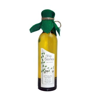 Sotto Voce Spiced Olive Oil - Basilico - 12.75oz