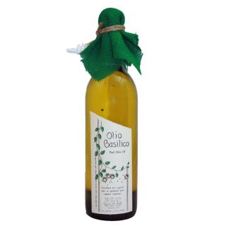 Sotto Voce Spiced Olive Oil - Basilico - 750ml