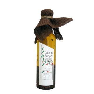 Sotto Voce Spiced Olive Oil - Funghi - 12.75oz