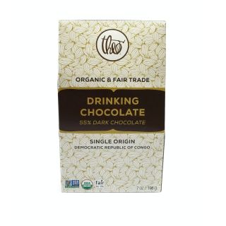Theo Chocolate - Single Origin 55% Dark Drinking Chocolate - 7oz