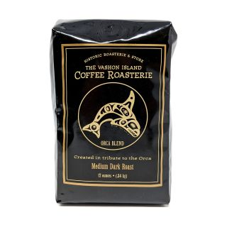 Vashon Island Coffee Roasterie - Orca Blend - 12oz Whole Bean