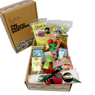 Washington Apple Gift Box -