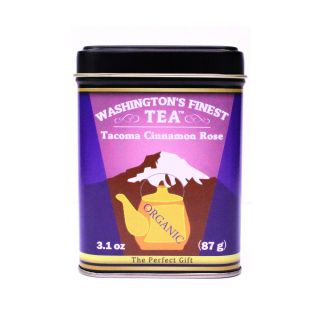 Washington's Finest Tea - Tacoma Cinnamon Rose (Loose Leaf) - 3.1 oz.