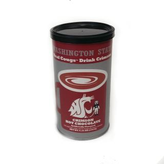 Washington State Cougars Crimson Hot Chocolate - 6.25 oz